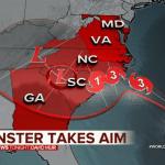 Uragan Florens preti SAD, stiglo upozorenje: Sklonite se, odmah