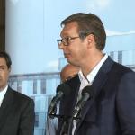 Predsednikova poseta Kosovu dovedena u pitanje, Vučić: Sutra ćemo o tome…