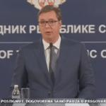 Vučić: Austriju doživljavamo kao istinskog prijatelja. Predsednik Austrije mi je rekao da je Kosovo uslov za EU