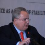 Ostavka ministra inostranih poslova Grčke Kocijasa zbog Makedonije