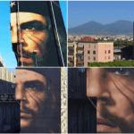 Ogromni murali Če Gevare novi su zaštitni znak Napulja