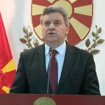 Tužilaštvo Makedonije istražuje da li je Ivanov prekršio Ustav