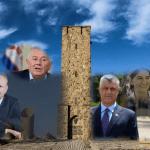 POSLEDNJI ČIN BOJA NA KOSOVU: Statisti Tači i Brnabić, glavne uloge Đilas i Vučić
