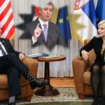 """Pokazna vežba Vučića nad Zoranom Mihajlović pod nazivom """"kako prolazi neko ko pokuša da ima dobre odnose sa moćnim zemljama"""""""