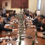 Opozicija o izborima, LDP došao nepozvan, Janković tražio stolicu