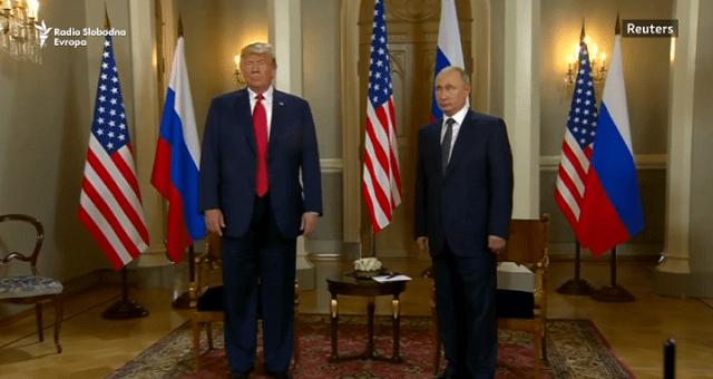 """Da li postoji """"hemija"""" između Putina i Trampa"""
