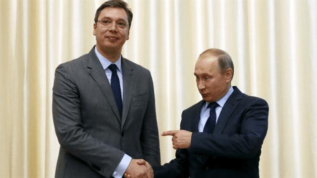 Nema orden za Vučića od Putina