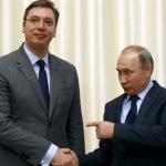 """Vučić čestitao rođendan predsedniku Rusije; Putin: """"Vidimo se u Srbiji, dragi prijatelju"""""""