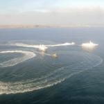 Napeto u Crnom moru: Ukrajinski vojni brodovi prešli su državnu granicu Rusije