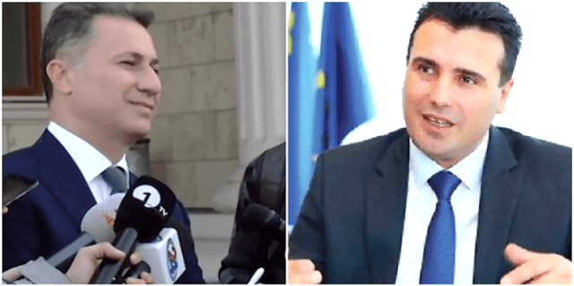 Zaev: Utvrditi da li je Gruevski kidnapovan