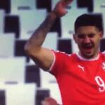 Kapiten crnogorske fudbalske reprezentacije udario Mitrovića pesnicom u glavu