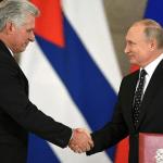 Putin se sastao s predsednikom Kube i pozvali SAD da ukinu blokadu