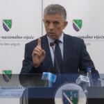 Ugljanin posle izbora: Pobedićemo fašističku tvorevinu srpsku državu Srbiju!
