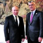 Srbija i Putin, izneverena ljubav