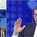 Vučić: Status kvo nemoguć, Albanci spremni da plate svaku cenu, a mi?