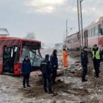 Još jedna žrtva sudara voza i autobusa kod Niša
