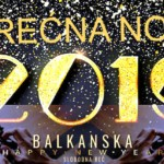 SREĆNA VAM NOVA 2019. GODINA