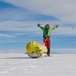 Kolin O`Brejdi prvi čovek koji je sam prešao Antarktik