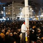 """Nekoliko desetina hiljada građana na protestu """"Jedan od pet miliona"""""""
