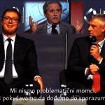 Samardžić: Postoje dokumenti koji potvrđuju da se Vučić obavezao da prizna Kosovo