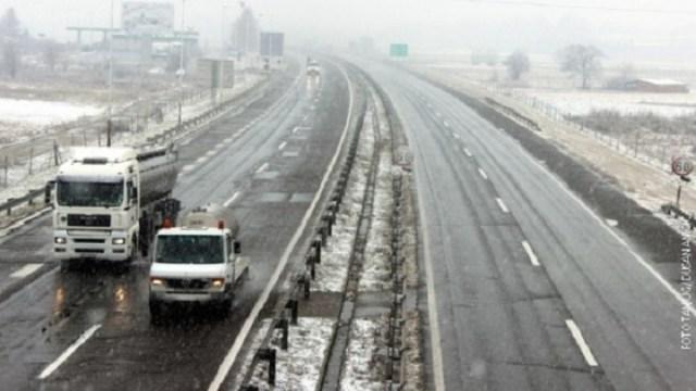 AMSS upozorava na ledenu kišu tokom noći i jutra
