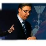 """Jeremić: Dok je bio radikal, Vučić je bio obična isfrustrirana """"golja"""". Danas je veliki diktator koji je pokrao stotine miliona evra"""