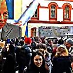 U Beogradu hiljade građana na protestu protiv MHE! Nikola Petrović, Vučićev kum, direktor privatne firme kojoj je EPS dao najviše novca