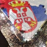 Vreme je da se protesti preliju na celu Srbiju