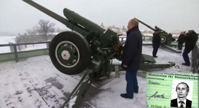 Otkriveni novi detalji Putinove prošlosti: Vojnik, špijun…