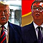 """Tramp inspirisan Aleksandrom Vučićem: """"Dok ja radim, vi slavite, al ne krivim vas!"""""""
