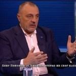 Živković: Vučiću je budućnost Padinska skela gde može da šeta po PKB-u i kopa kukuruz, da se leči u nadležnoj zdravstvenoj ustanovi ili da odleži u zatvoru koji tamo postoji