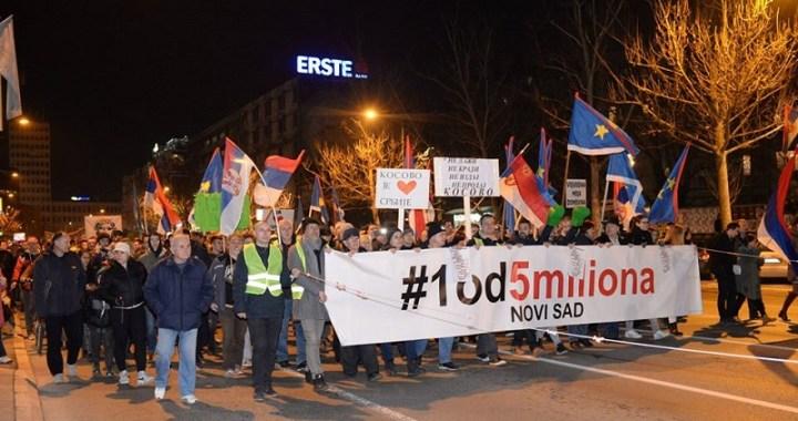 Srbija je na nogama: Čačak, Leskovac, Požarevac, Kruševac, Šabac, Valjevo, Pančevo, Subotica, Novi Sad, Vranje, Vršac, Kikinda, Kraljevo, Užice, Smederevo, Zaječar, Loznica, Požega…