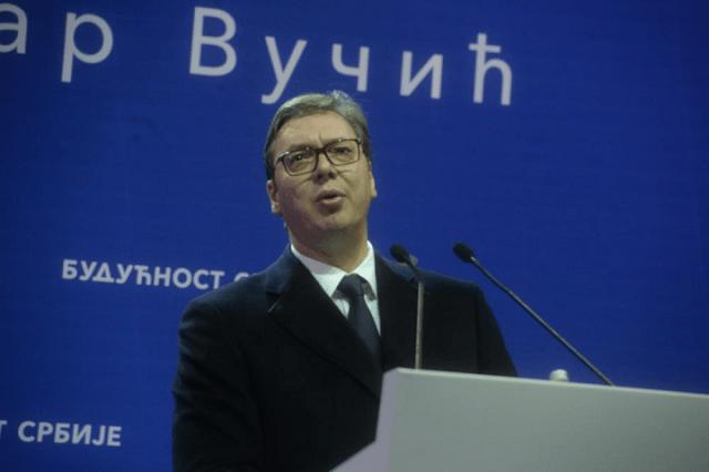 MINHEN - Predsednik Vučić će večeras do kasno raditi na tome koji je najbolji ugao zauzeti