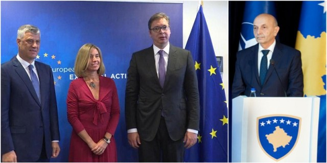 Isa Mustafa: Tači je stupio u aranžman s Mogerinijevom i Vučićem