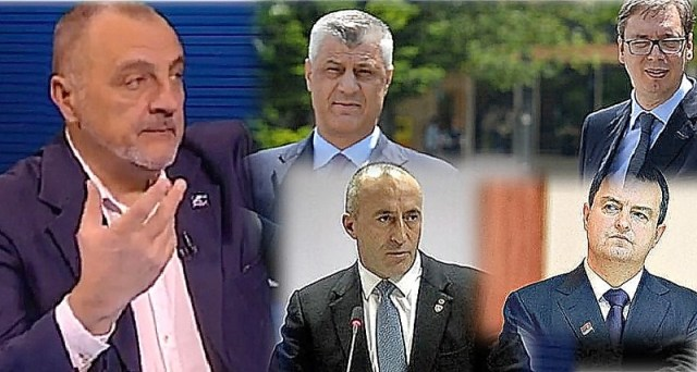 Živković: Ratni zločinci iz Prištine i ratni huškači iz Beograda ne mogu da sklope mir