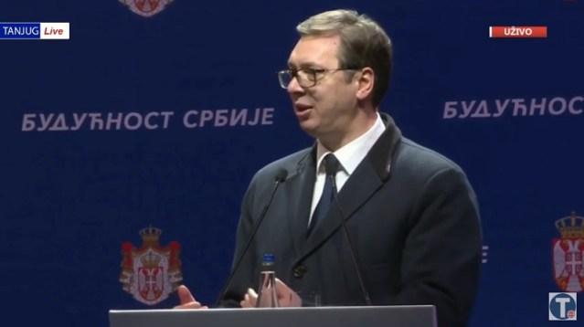 Vučić: Mogući izbori, sve zavisi od Prištine