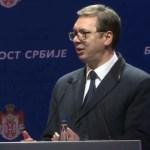 Predsednik Srbije pomilovaće uhapšene na protestima, osim napadača na policiju i novinare