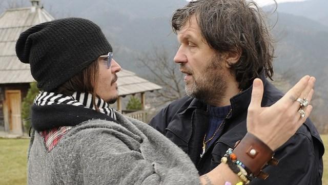 Kako Džoni Dep sa Partibrejkersima, Kusturicom i Džim Džarmušom praše rock 'n' roll u Beogradu!