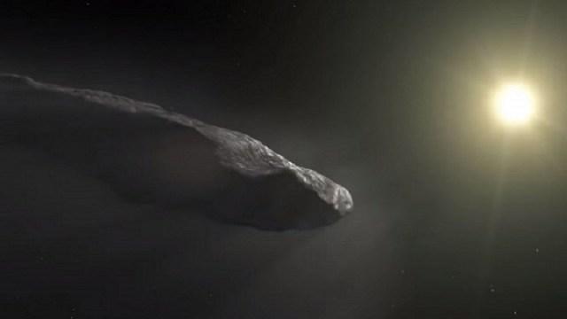 """Astrofizičar sa Harvarda: """"Nije kometa ni asteroid, već deo vanzemaljskog svemirskog broda"""" (VIDEO)"""