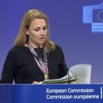 Portparolka Evropske komisije Maja Kocijančić poručila opoziciji da se vrati u parlament