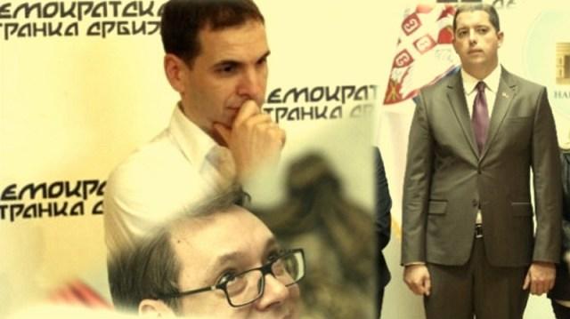 DSS: Marko Đurić je beskrupulozna lažovčina i biće tužen