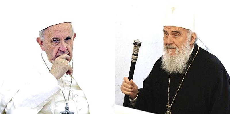 Patrijarh srpski Irinej: Hrvatima smeta što uvažavamo papu više nego njih