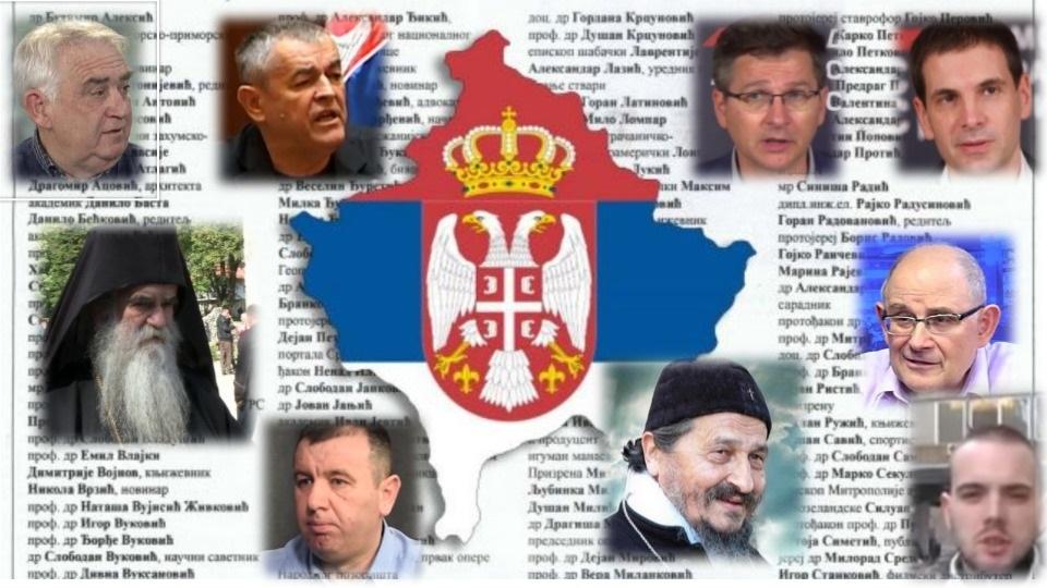 U ponedeljak u 17h protest - Zaustavimo veleizdaju, Kosovo je Srbija!