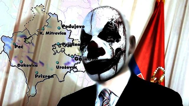 """""""Razgraničenje"""" je razgraničenje Aleksandra Vučića sa pameću"""