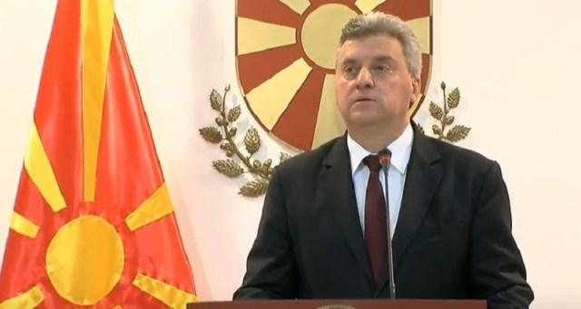 Đorđe Ivanov nije promenio naziv – od predsednik Republike Makedonije u predsednik Republike Severne Makedonije.