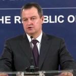 Dačić: U naredna dva meseca najžešći pritisci na Srbiju