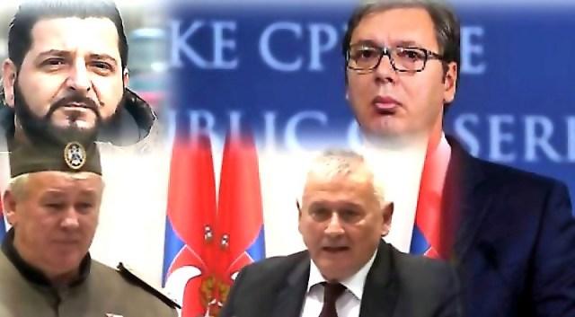 Četnici Velje Ilića zbog gađanja Vučića cipelom u Potočarima, raspisali poternicu za Nihadom Aličkovićem