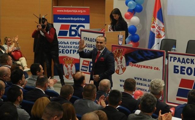 Najmlađa politička stranka Bolja Srbija formirala odbor u Beogradu: Da vratimo Srbiju Srbiji