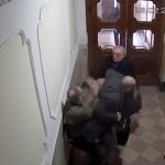 Tuča u Jevrejskoj opštini Beograd (VIDEO)