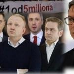 Ultimatum Saveza za Srbiju – znak snage ili nemoći?